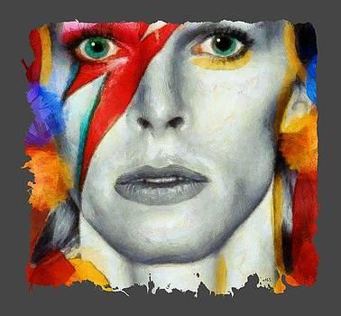 Bowie Colors by Antonella Torquati