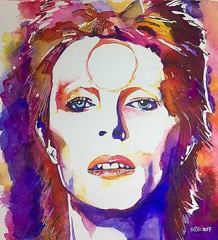 Bowie by Rebecca Foster