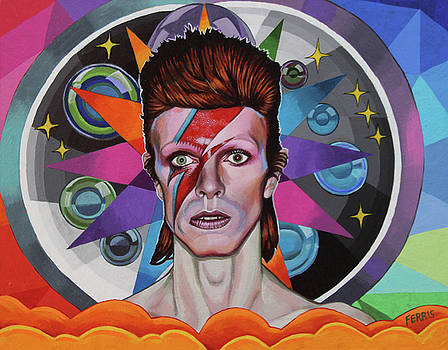 Bowie by Rodger Ferris