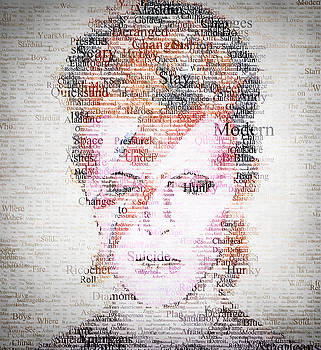 Bowie Typo by Taylan Apukovska