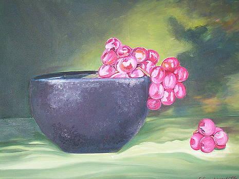 Bowl by Ewald Smykomsky