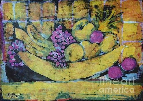 Caroline Street - Bowl of Fruit
