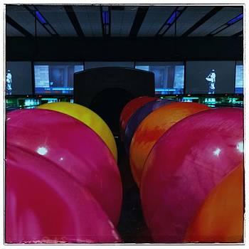 Bowling Balls #wraystagram #t by Sean Wray