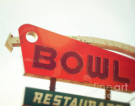 Bowling Here by Sonja Quintero