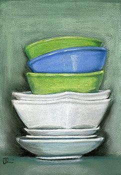 Bowls by Lelia Sorokina