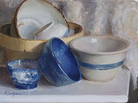 Bowls of Light by Katherine Seger