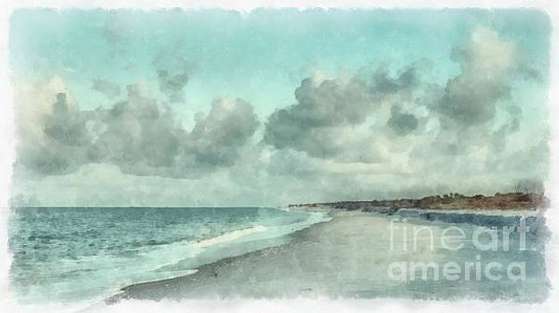 Edward Fielding - Bowman Beach Sanibel Island Florida