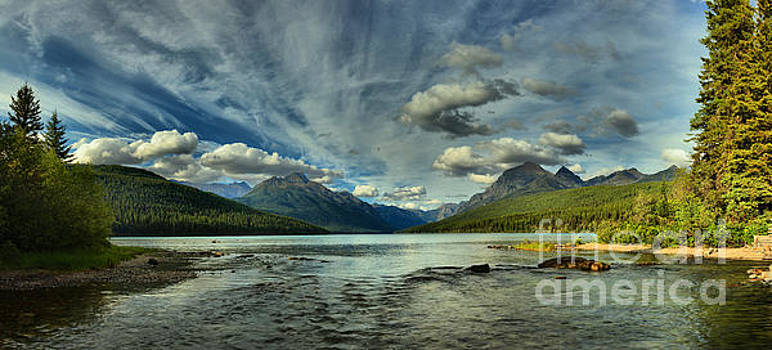 Adam Jewell - Bowman Lake Montana