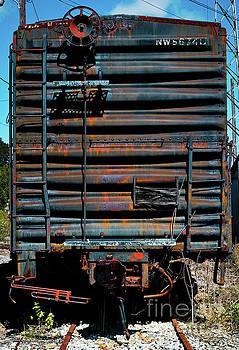 Boxcar by Douglas Stucky