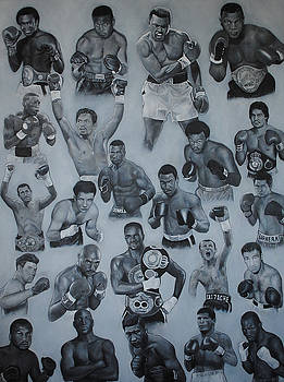 Boxing's Greatest by David Dunne