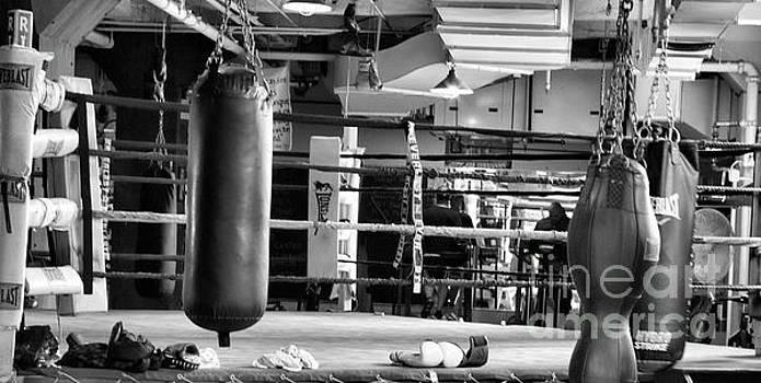 Chuck Kuhn - Boxing Gym Trinity Club NY