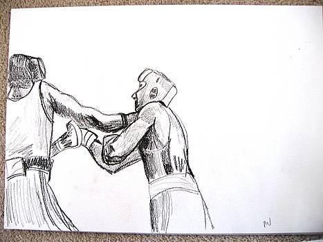 Boxing by Luxmi Benjamin