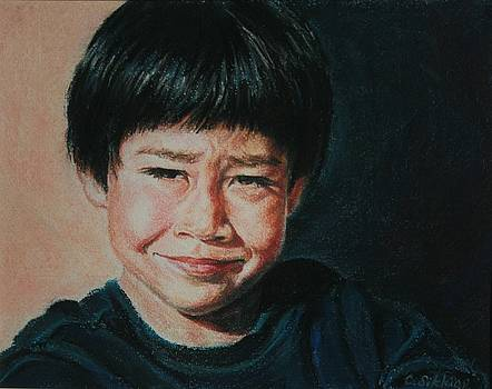 Boy from Taos by Cherie Sikking