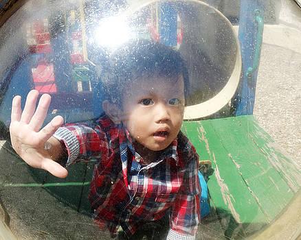 Chang - Boy in Plastic Bubble