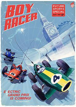 Boy Racer by Alex Tomlinson