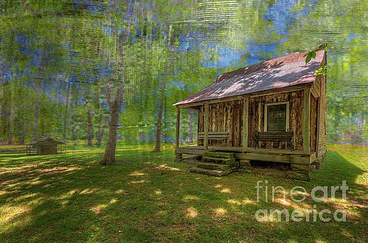 Larry Braun - Boyer Cabin