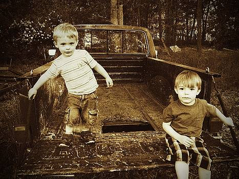 Boyhood by  Tina McGinley