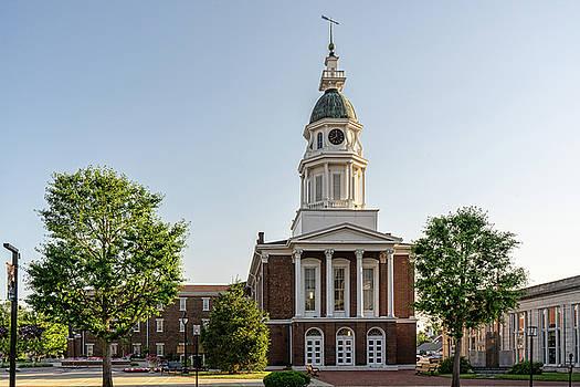 Sharon Popek - Boyle County Courthouse