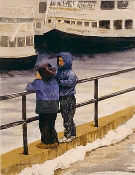 Boys n Boats by Lynn Babineau