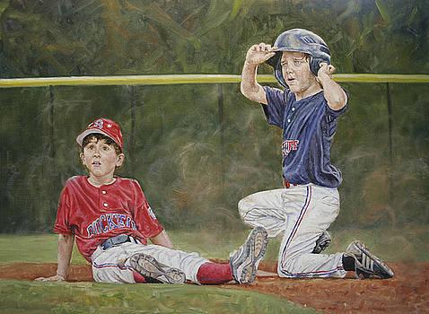 Boys of Summer by Jason  Swain