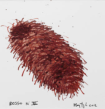 Bozzolo - The dead phoenix by Enzo Mastrangelo