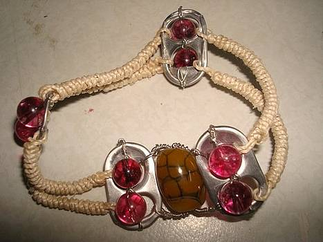 Bracelet1 by Lorna Diwata Fernandez