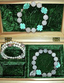 Bracelets of Faith by Michele Myers