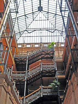 Bradbury Atrium by Sean Owens