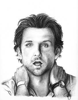 Bradley Cooper by Rosalinda Markle