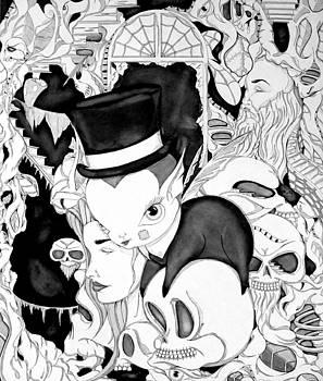 Brain Child by Nathan  Miller