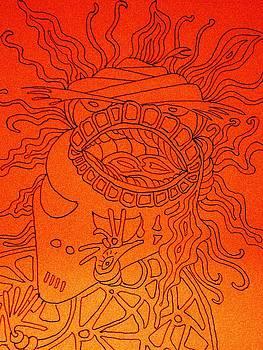 Brain Waves by Gayland Morris