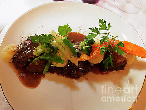 Braised Beef With Vegetables by Louise Heusinkveld