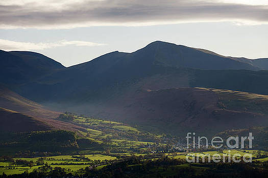 Braithwaite under Grisedale Pike by Gavin Dronfield