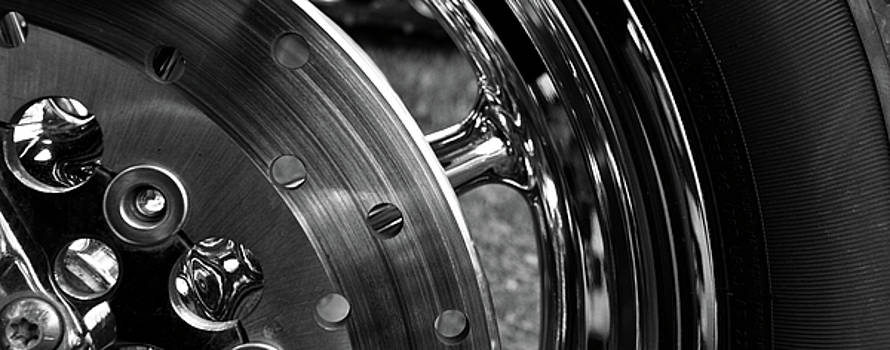 Brake Disc by Michael Thibault