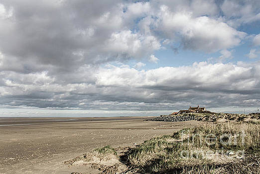 Brancaster Beach Norfolk England by John Edwards