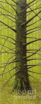 Branch Monster by Andrea Benson