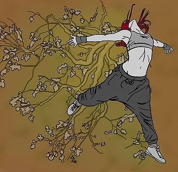 Branch Out by M Blaze Wolenski