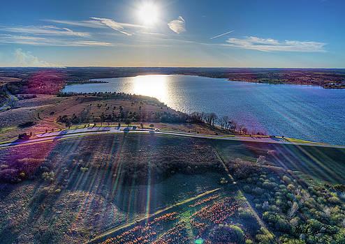 Branched Oak Lake by Mark Dahmke