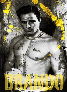 Brando - Marlon Brando by Surj LA