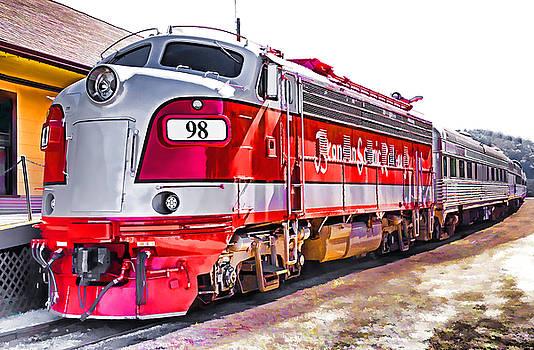 Dennis Cox - Branson Engine 98