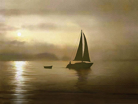 Brass Sail by Robert Foster