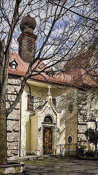 Heather Applegate - Bratislava Chapel