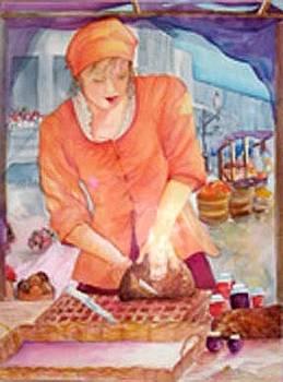 Bread by Lily  Azerad-Goldman