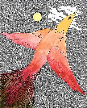 Break Free and Fly by Melanie Rochat