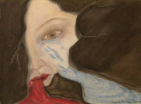 Break Through by Michelle  Thomann-Ramirez