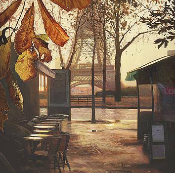 Breakfast in Paris by Helen Parsley