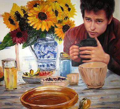 Breakfast With Bob  by Janice MacLellan