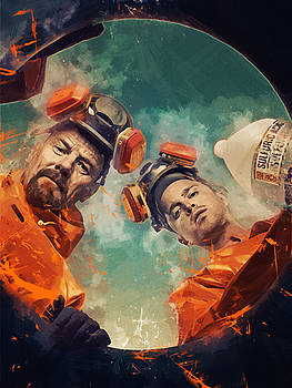 Breaking Bad  by Afterdarkness
