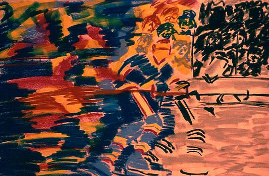 Breaking Down The Wing by Ken Yackel