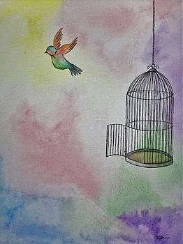 Breaking Free by Carol De Bruyn